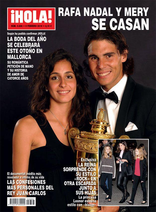 Το περιοδικό Hola έκανε την αποκάλυψη για τον γάμο τους