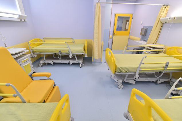 Η ανακαινισμένη νοσηλευτική μονάδα στο παιδιατρικό νοσοκομείο «Παναγιώτης & Αγλαΐα Κυριακού»