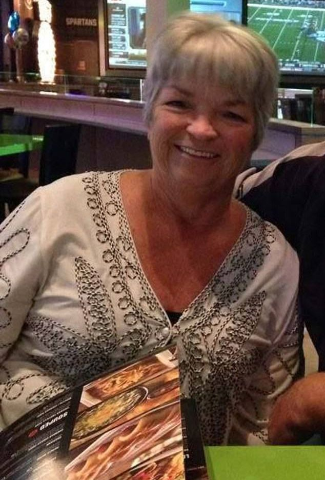 Η 62χρονη Μορίν Χάτσερ