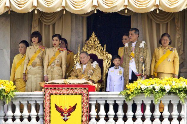 Ο βασιλιάς Βαζιραλονγκόρν της Ταϊλάνδης (Φωτογραφία: ΑΡ)