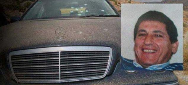 Ο δολοφονημένος καρδιολόγος και το όχημα όπου βρέθηκε νεκρός / Φωτογραφία: Facebook