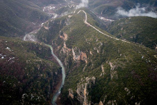 Αγαπημένος προορισμός για ορειβασία το φαράγγι του Βίκου