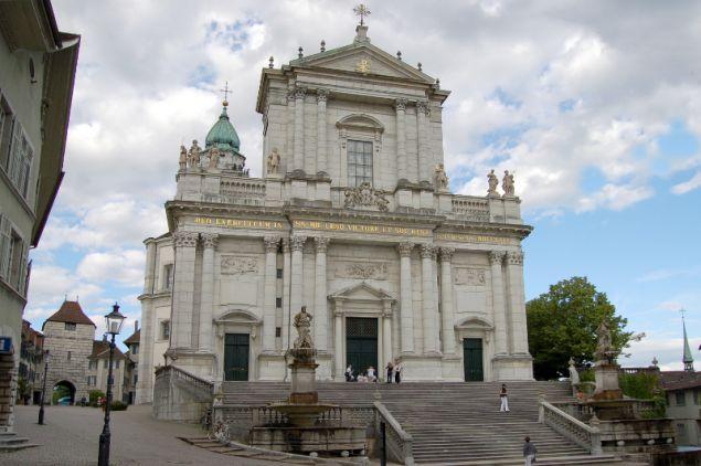 Ο καθεδρικός ναός της πόλης