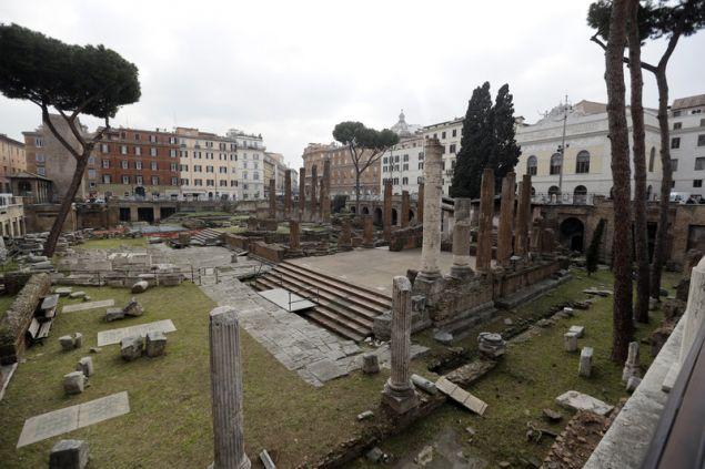 Μετά την αποκατάσταση ο χώρος θα είναι προσβάσιμος για επισκέψεις κατοίκων και τουριστών για πρώτη φορά