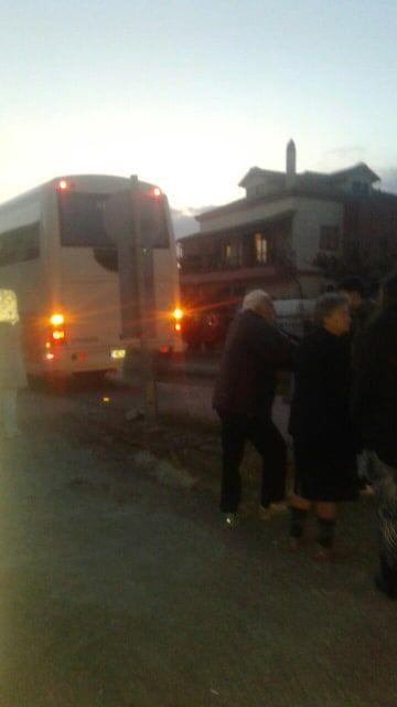 Το μοιραίο λεωφορείο / Φωτογραφία: aixmi-news