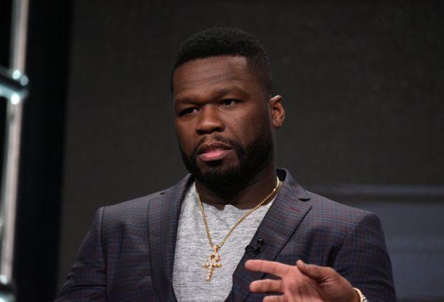 Ο Αμερικανός ράπερ και ηθοποιός 50 Cent