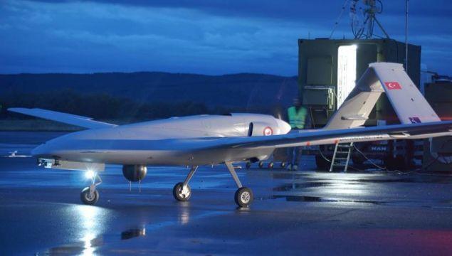 Τα τουρκικά Μη Επανδρωμένα Αεροσκάφη UAV Bayraktar / Φωτογραφία: Facebook
