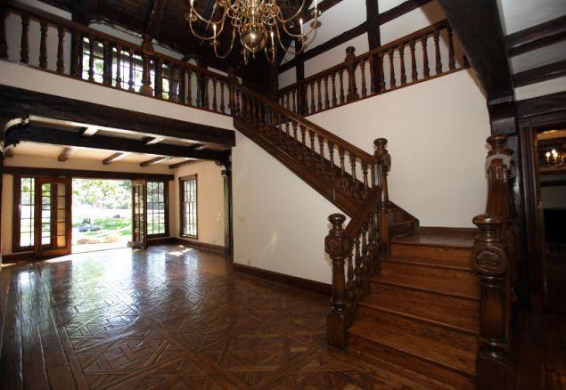 Το εσωτερικό της κύριας κατοικίας