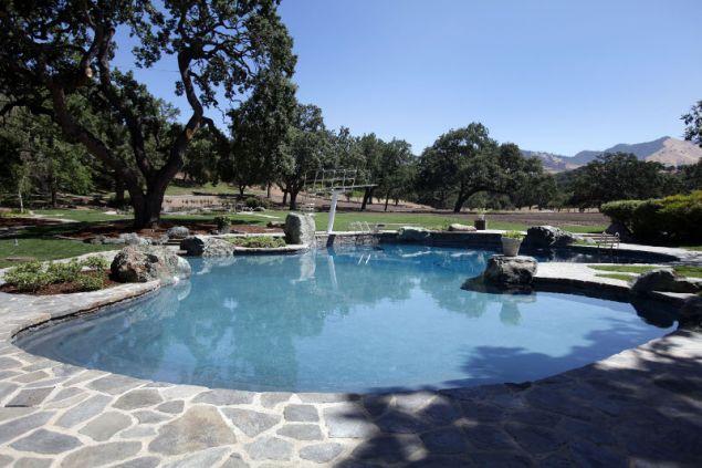 Η πισίνα του Neverland
