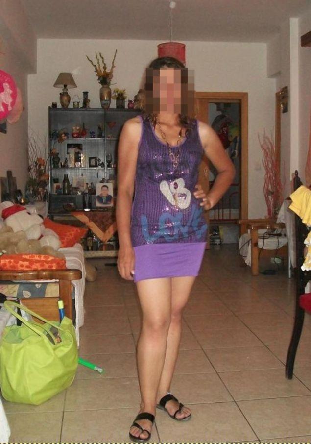 Μια ακόμη φωτογραφία της Κατερίνας / Φωτογραφία: Facebook