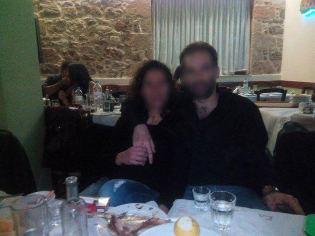 Το ζευγάρι σε παλαιότερο στιγμιότυπο / Φωτογραφία: Cretapost