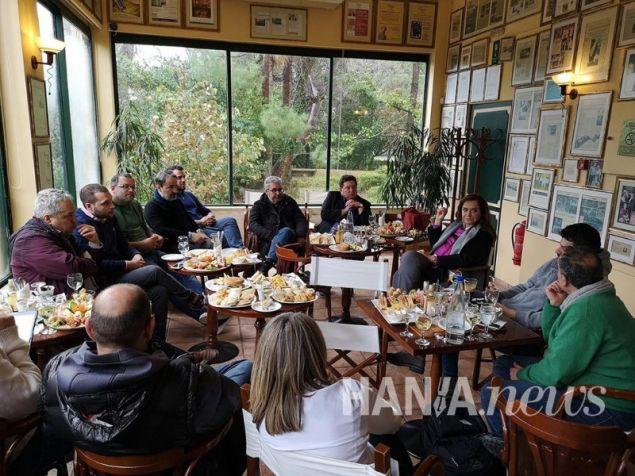 Η Νέα Δημοκρατία θα εκλέξει 3 από τους 4 βουλευτές Χανίων εκτίμησε η Ντόρα Μπακογιάννη- φωτογραφία Hania.news