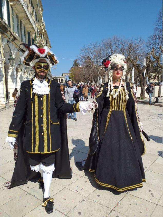 Η Κέρκυρα δεν έχει να ζηλέψει τίποτα από όσα αναβιώνουν στη Βενετία