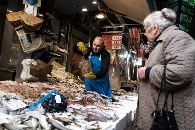 Τα θαλασσινά είναι από τους αγαπημένους μεζέδες των Ελλήνων
