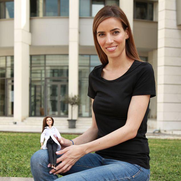 Η Ελένη Αντωνιάδου είναι η πρώτη Ελληνίδα Barbie