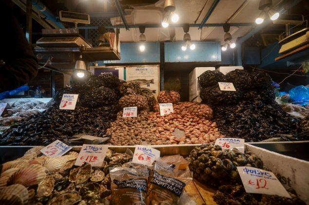 Τα θαλασσινά εκτός από τη ξεχωριστή τους γεύση, χαρακτηρίζονται και ως πολύ θρεπτικές τροφές