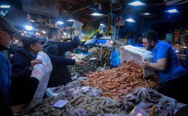 Τα θαλασσινά περιέχουν πολλά μέταλλα και ιχνοστοιχεία
