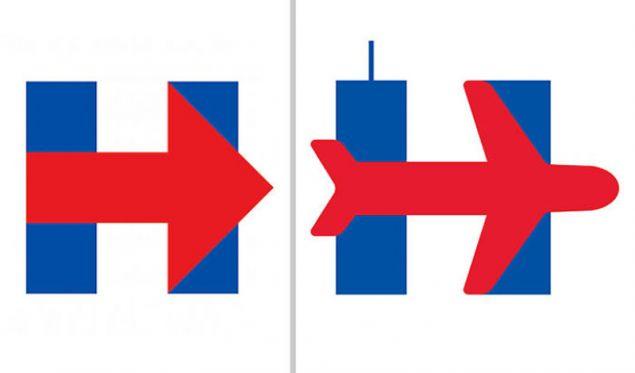 Το logo της Χίλαρι Κλίντον
