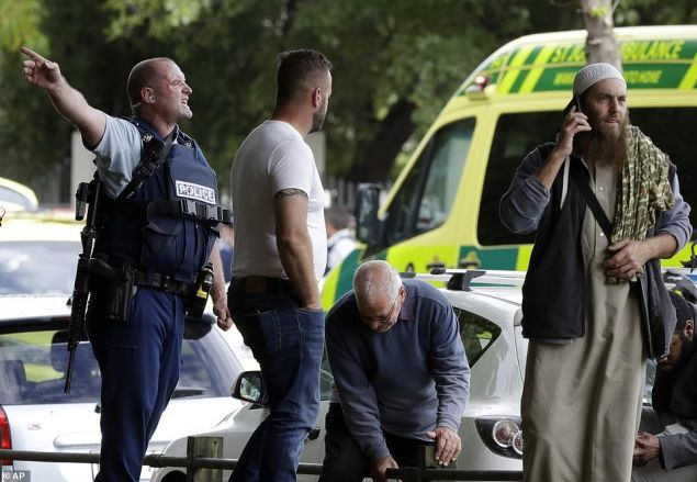 Οι διασωθέντες μετά το Μακελειό στην Νέα Ζηλανδία