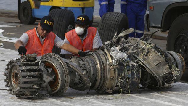 189 άνθρωποι είχαν σκοτωθεί κατά τη συντριβή του αεροσκάφους της Lion Air στην Ινδονησία (Φωτογραφία: ΑΡ)