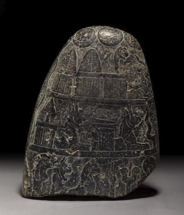 Η ηλικίας 3.000 ετών βαβυλωνική στήλη (Φωτο: British Museum)