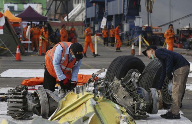 Η έρευνα αποκάλυψε ότι το μοιραίο αεροσκάφος είχε παρουσιάσει πολλά προβλήματα και σε προηγούμενες πτήσεις (Φωτογραφία: ΑΡ)