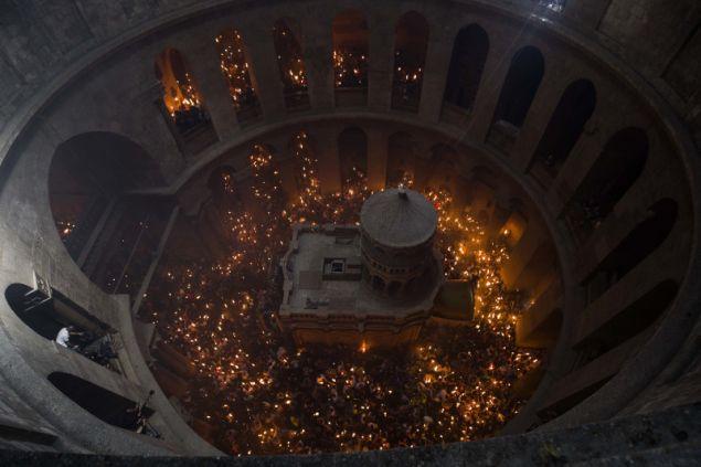 Εκκλησία στην Ιερουσαλήμ