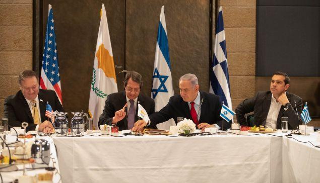 O Πρωθυπουργός στην Τριμερή Σύνοδο Κορυφής Ελλάδας – Κύπρου – Ισραήλ στην Ιερουσαλήμ (Φωτο: intimenews)