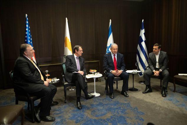Συμμετοχή του Αλέξη Τσίπρα στην Τριμερή Σύνοδο Κορυφής Ελλάδας – Κύπρου – Ισραήλ στην Ιερουσαλήμ (Φωτο: Intimenews)