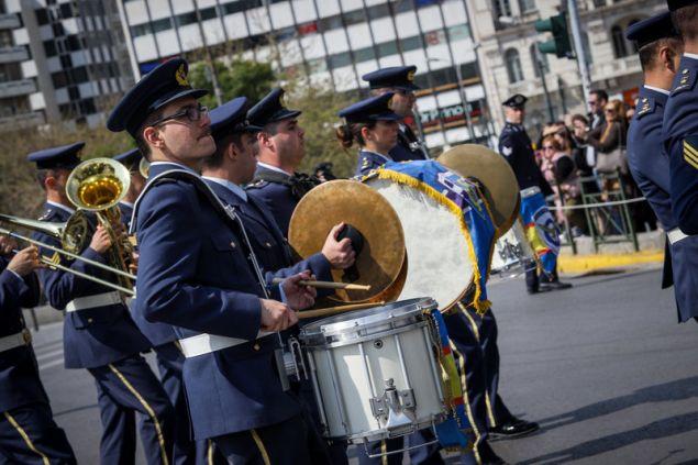 Η μπάντα του Δήμου της Αθήνα ς