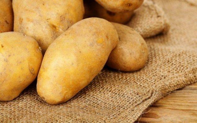 Οσο καλύτερες οι πατάτες, τόσο καλύτερη και η σκορδαλιά μας!