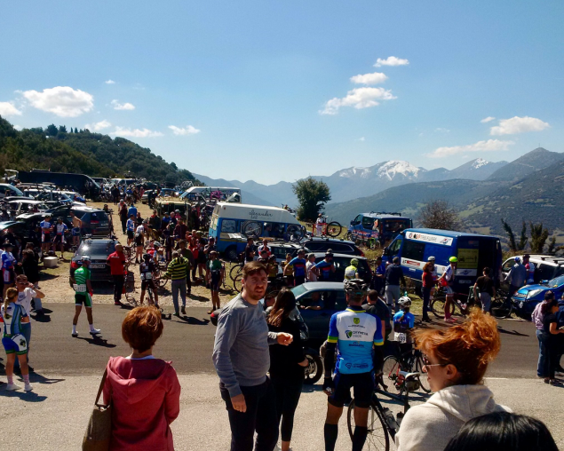 Πλήθος κόσμου συμμετέχει στον 42o Ποδηλατικό Γύρο «Θυσίας» που διοργανώνει ο Ποδηλατικός Όμιλος Πατρών