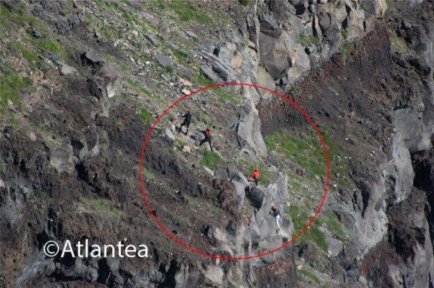 Ο Καναδός έφτασε μέχρι εκεί επειδή έψαχνε το drone του.