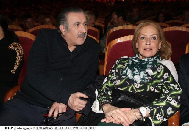 Λάκης Λαζόπουλος-Άννα Νταλάρα