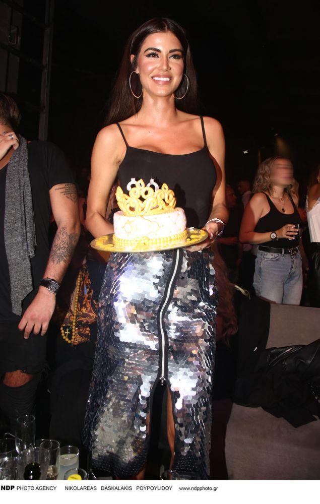 Η Ιωάννα Μπέλλα είχε γενέθλια!