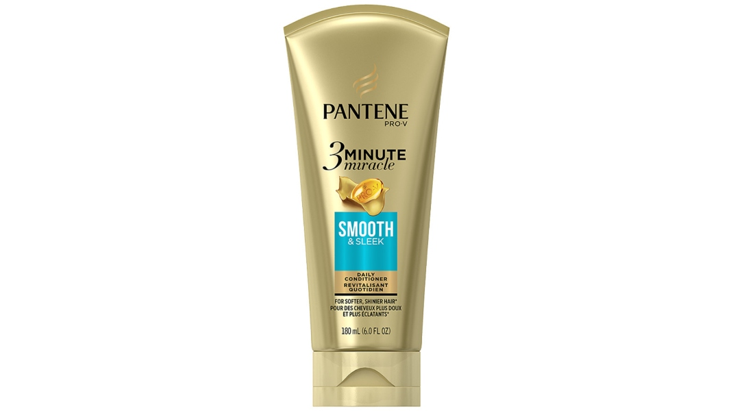 Pantene Pro-V Smooth and Sleek 3 Minute Miracle Deep Conditioner