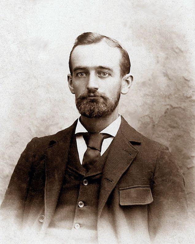 O παππούς του Ντόναλντ Τραμπ, Φρίντριχ Τρουμπφ (Φωτογραφία: Wikipedia)