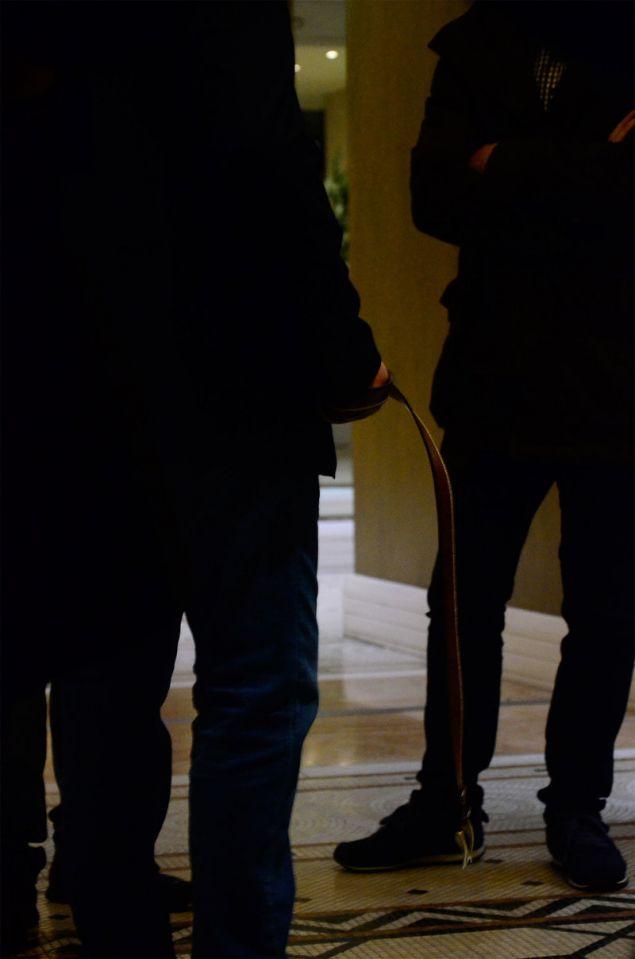 Σύμφωνα με το ΠΑΜΕ, στον χώρο υπήρχαν μπράβοι / Φωτογραφία: 902.gr