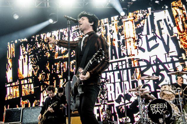 Συναυλία της διάσημης μπάντας