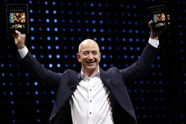 Ο ιδρυτής της Amazon παραμένει ο πλουσιότερος άνθρωπος στον κόσμο