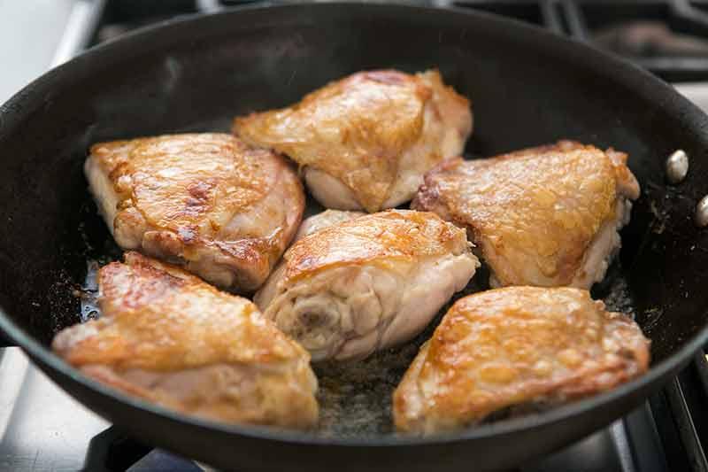 τηγάνι-κοτόπουλο-κριθαράκι-μέθοδος-2