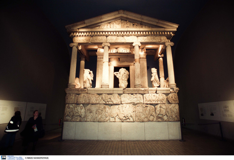 Οι ελληνικοί θησαυροί στο Βρετανικό Μουσείο