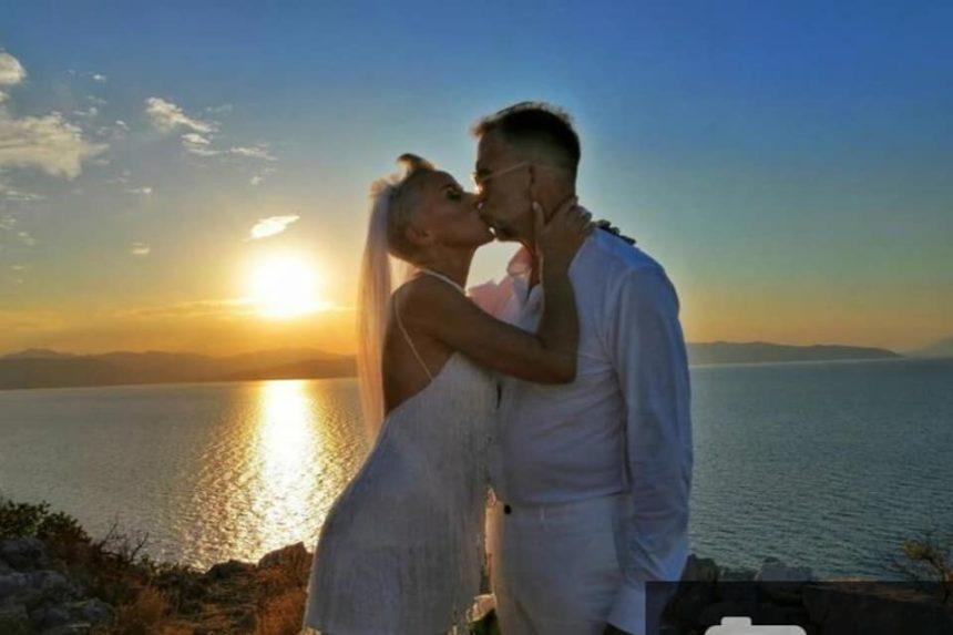 Πάνος Μεταξόπουλος Αγγελική Φατούρου γάμος