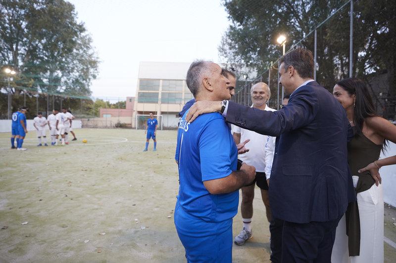 Η Εθνική Ομάδα τυφλών προετοιμάζεται εντατικά για την τελική φάση του Πανευρωπαϊκού Πρωταθλήματος Ποδοσφαίρου Τυφλών που θα διεξαχθεί στη Ρώμη από τις 15 έως τις 25 Σεπτεμβρίου.